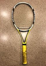 Dunlop Aerogel 4D Baided 500 5Hundred Tour No. 3  4-3/8 Grip Tennis  Racquet