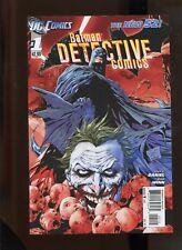 NEW 52 DETECTIVE COMICS #1 (9.2) 2ND PRINT