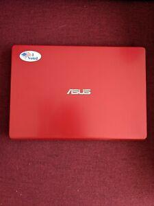 "Asus Chromebook 11.6"" LCD C223N Intel Celeron 1.1 GHz 4GB Memory Chrome OS"