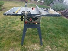 Sears Craftsman 10 Inch Table Saw with Accessories- Local Pick Up - Best Offer!