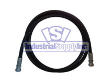 "Hydraulic Hose | 2 Wire | 1/2"" x 60"" 