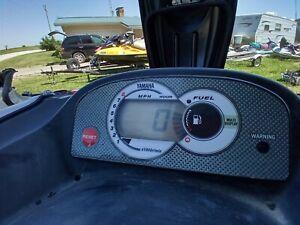 2000-2005 Yamaha GAUGE LCD DISPLAY METER SPEEDO GP800R GP 800 R GPR    HOURS 103