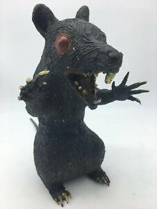 Scary Evil Rat - Large Rubber Foam Halloween Prop