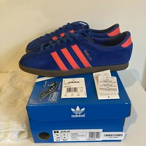 Adidas Dublin UK9 MINT CONDITION VGC (SPZL Spezial) Cities Trainers
