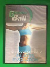 Bender Ball The Bender Method of Pilates Evolution SEALED NEW DVD