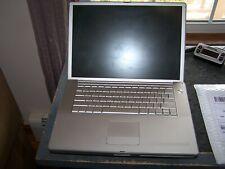 Apple Powerbook G4 Laptop Model A1138 SOLD AS IS