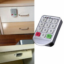 Keyless Electronic/Code Digital Password Keypad Security Cabinet Smart Lock HOT