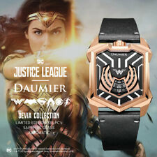 Automatic Avant Garde Justice League Wonder Woman Devia Watch for Woman