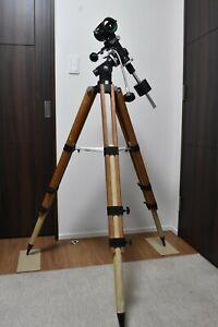 Equatorial mount for Takahashi TS type D = 65mm Barrel diameter 68 mm (± 2 mm)
