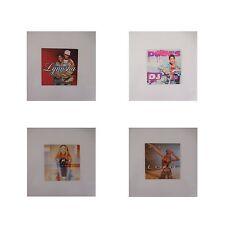 4 CD LYNNSHA HOMMES FEMMES DIAM'S DJ55 LORIE TOUTE SEULE PRES DE MOI