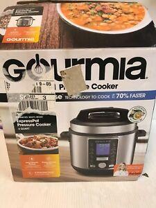 GOURMIA 6QT EXPRESS POT GPC965