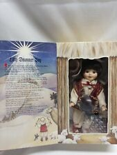 Christmas Little Drummer Boy 1997 Story Book Dolls Marie Osmond