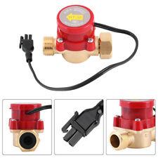 Water Flow Sensor Switch HT-30 Laser Machine G1/2 Thread 24V High Temp 70°C MP