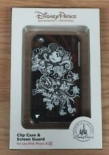Authentic Disney Parks Mickey Mouse Clip Case & Screen Guard for iPhone 3GS