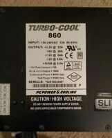 PC Power and Cooling Turbo-Cool Series 860W Power Supply - Good Condition