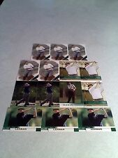 *****Tom Lehman*****  Lot of 50 cards.....8 DIFFERENT / Golf