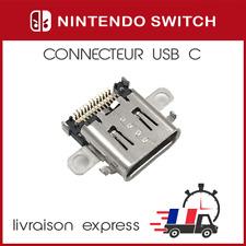 CONNECTEUR USB C NINTENDO SWITCH NEUF ET ORIGINAL