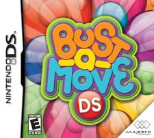 Bust a Move DS New Nintendo DS