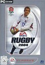 EA Sports Rugby 2004 Classics PC CD-ROM, new sealed