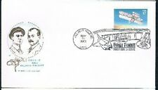 2003 First Powered Flight Wright Brothers FDC Sc 3783 HF Killdevil NC Cancel