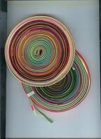 40 yds  5/8 inch grosgrain ribbon 40 yards  1 yard each Lot F
