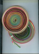 40 yds  5/8 inch grosgrain ribbon 20 solids and 20 dots 1 yard each