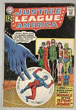Justice League of America #14 September 1962 G/VG