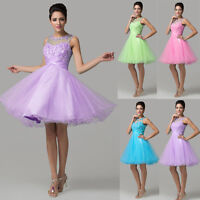 Formal Prom Cocktail Bridesmaid Evening Party Homecoming Prom Short/Mini Dresses
