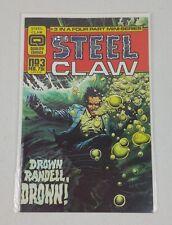 Quality Comics - The Steel Claw #3