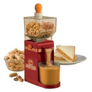 Peanut Butter Machine Grinder Electric Maker Grinding Household Tool US 110V