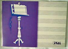 Cuaderno de musica, 6 Pautas, 64 paginas , Papel blanco