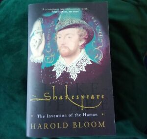 Shakespeare: The Invention of the Human by Bloom, Harold Paperback Book The