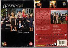 GOSSIP GIRL - Saison 1 - Partie 2 - Coffret 1 boitier Classique - 3 DVD - NEUF