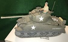 William Britain toy soldiers Sherman Tank 17496C