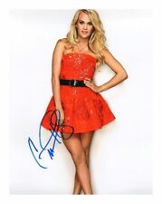 CARRIE UNDERWOOD AUTOGRAPHED SIGNED A4 PP POSTER PHOTO PRINT 13