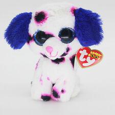 "6"" Ty Beanie Boos Puppy Beanbag Baby Plush Stuffed Animals Soft Kids Toys BC"