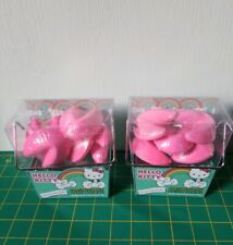 Hello Kitty Sanrio Fortune Cookie Pink Bath Bombs Marshmallow Scented Set Of 2