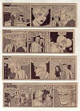 Mickey Finn by Morris Weiss - 27 daily comic strips - Complete August 1972