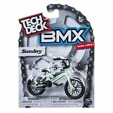 New 2016 Tech Deck BMX FINGER BIKES Series 2 SUNDAY - CYAN Flick Tricks
