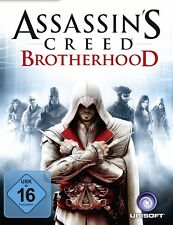 Assassin's Creed: Brotherhood (PC, 2013, Nur Uplay Download Key Code) Keine DVD