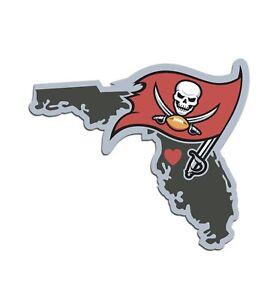 NFL Tampa Bay Buccaneers Decal Home State Pride