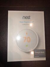 Nest Thermostat E (T4000ES), White, BRAND NEW SEALED