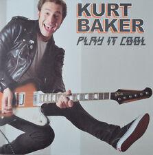 KURT BAKER PLAY IT LOUD KOTJ RECORDS LP VINYLE NEUF NEW VINYL REISSUE RED