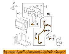 HONDA OEM 03-05 Pilot Battery-Negative Cable 32600S9VA00