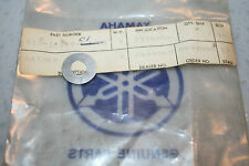 NOS Yamaha snowmobile exhaust washer  gp sm sw gs sl sm 292 338 396 433 643