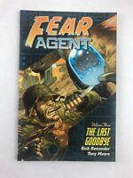 Fear Agent: The Last Goodbye Volume 3 Dark Horse Graphic Novel Book 2007