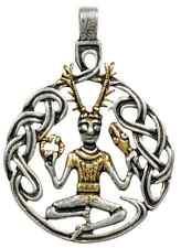 Cernunnos Pendant With Chain, Albion Magic Range (AM04)