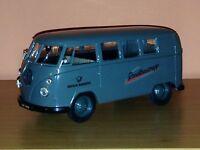 VW Bus T1 Deutsche Bundespost Schnellbautrupp Post Bulli Typ 2 1966 1:19