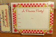 Mary Engelbreit A Princess Party Invitations Pack Of 10