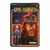 Super7 Army of Darkness Evil Ash ReAction Figure